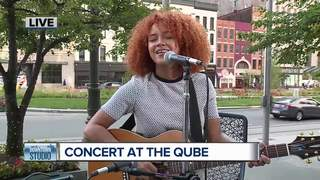 Concert at the Qube