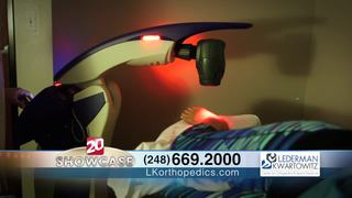 TV20 Showcase: MLS Laser Therapy