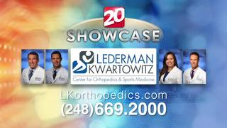 TV20 Showcase: Sports Medicine